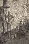 Rayner Lothbroc & Kraka by August Malmström c 1880