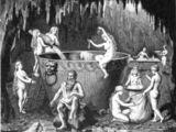 Nine Daughters of Ægir and Rán