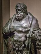 Hercules from Cappadocia or Caesarea 1st century BCE - 1st century CE Walters Art Museum
