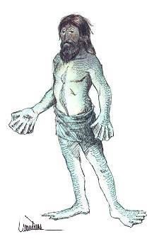 Fish-man of Liérganes