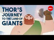 The myth of Thor's journey to the land of giants - Scott A