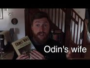 Jive Book Review- Odin's Wife (Frigg and Jord)