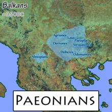 Paeonians