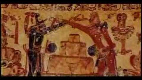 Compare Mayan and Egyptian Mythology