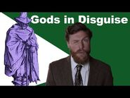 A God in Disguise? Pagan Lessons in Hospitality