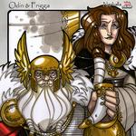 Legends iea Óðinn and Frigg.png