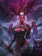 Satan - Demon of Wrath by Trung Tin Shinji