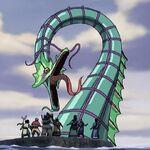 Serpent Avatar The Last Airbender