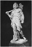 Thor sculpture