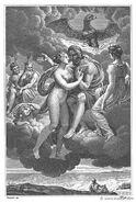 Aphrodite and Zeus by Villenave