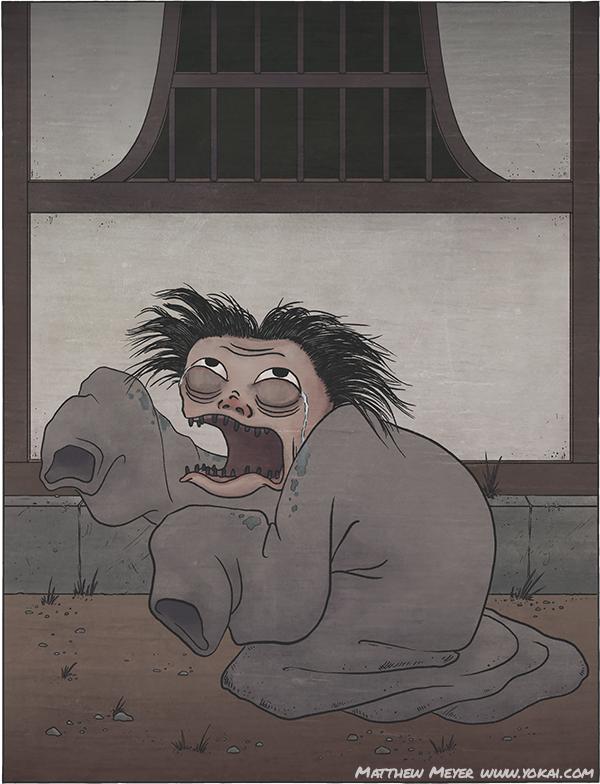 Yonaki babā