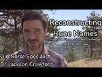 Reconstructing Rune Names