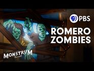 Why George Romero Changed Zombies Forever - Monstrum
