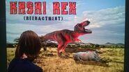 Kasai Rex Reenactment
