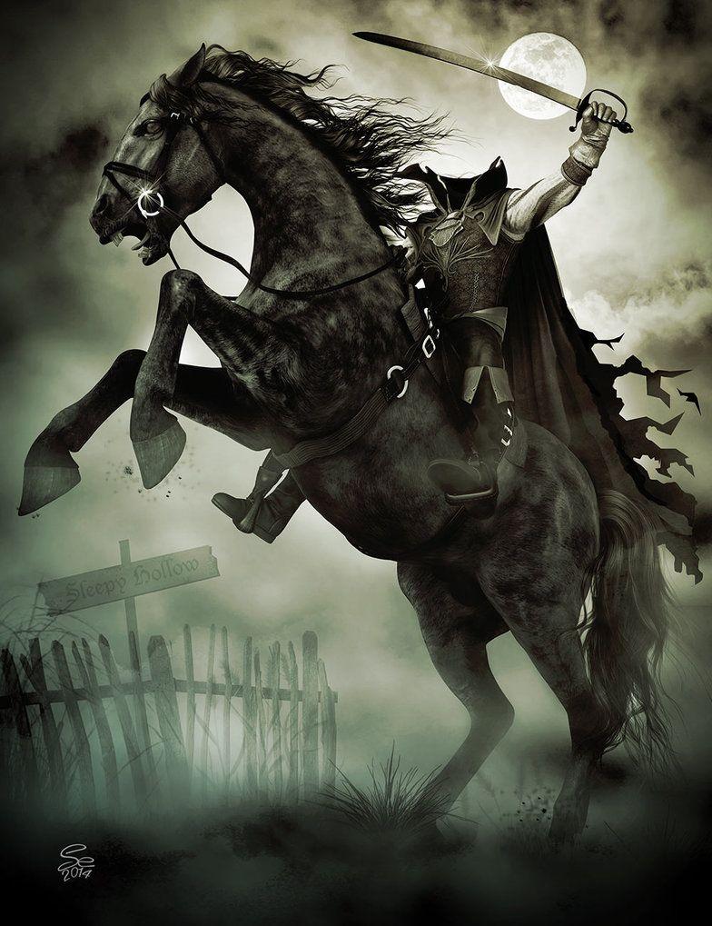 Headless Horseman Mythology Wiki Fandom