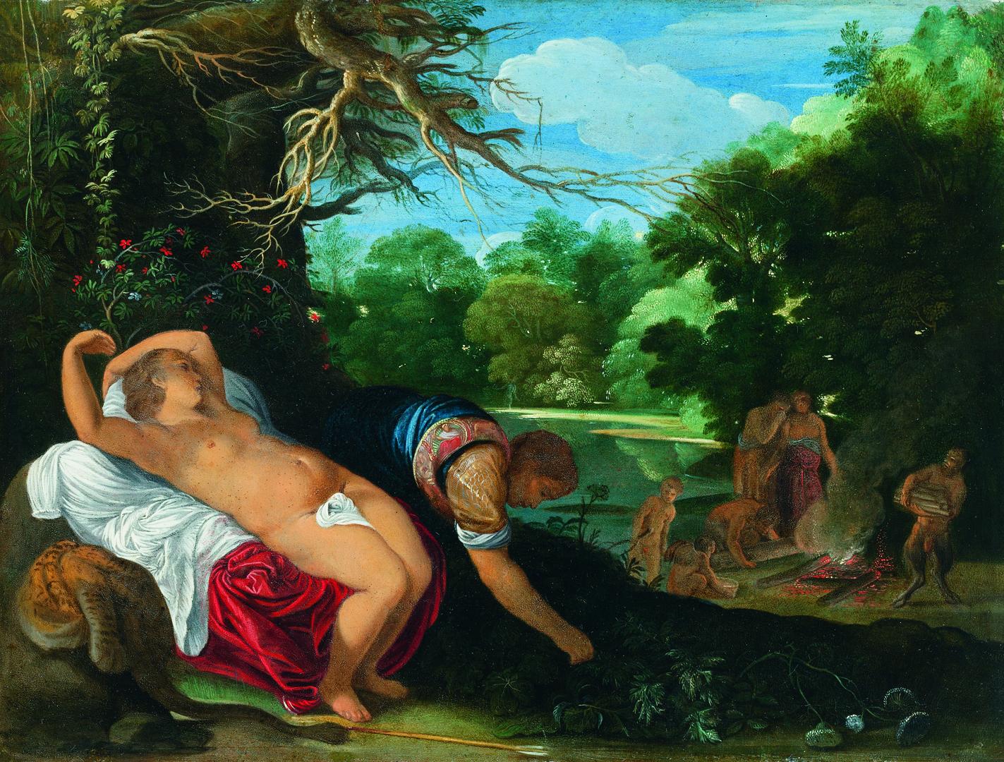 Coronis (lover of Apollo)
