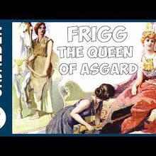Frigg The Queen Of Asgard