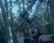 Thor in God of Thunder