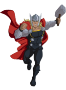 Thor in Avengers Assemble
