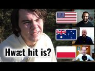 Old English Spoken - Can American, Australian, and Non-Native English speaker understand it? - -1