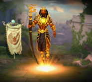 SkinShot Ra Legendary