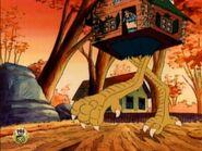 Baba Yaga in Arthur