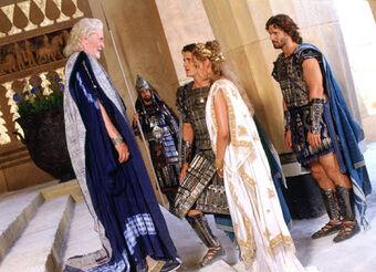 Troy Film Mythology Wiki Fandom