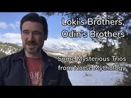 Loki's brothers, Odin's brothers