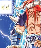 Norse myths in comics Þórr