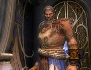Theseus in God of War II