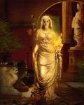 Hestia, goddess of the hearth