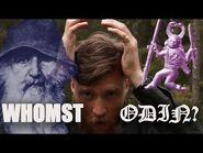 Who is Woden - Odin - Wotanaz?
