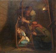 Mårten Winge-Aslög i harpan