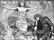 Gróa's Incantation