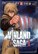 Vinland Saga vol 1