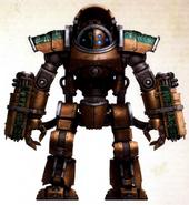 Zhao-Arkad Domitar Robot