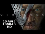 Vikings Season 1 Trailer