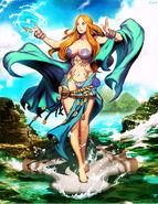 Aphrodite Goddess of love by GENZOMAN