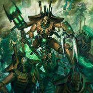 Codex Necrons cover art