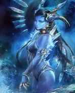 Shiva Final Fantasy Fanart