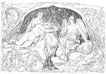 Three Norns by Frølich
