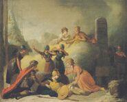 Peter Cramer - Balders Død - 1779