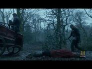 King Aella Blood Eagle execution - Vikings 4x18