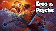 Eros- The God of Love & The Story of Eros & Psyche - (Greek Mythology Explained)