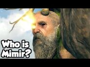 Who Is Mimir? - Exploring The Mythology Behind God of War 4 (SPOILERS)