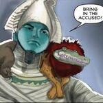 Osiris and Ammit