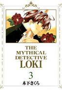 Mythical Detective Loki vol 3