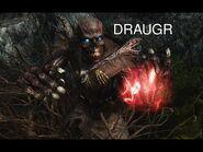 Draugr (Draug, Draugen) - The Walking Dead of Norse Mythology - Norse Mytholgy Explained