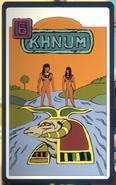 Khnum card