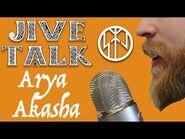 Jive Talk- Arya Akasha and the Nordic-Vedic alliance